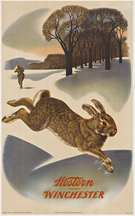 WEIMER PURSELL - Winchester - Rabbit border=