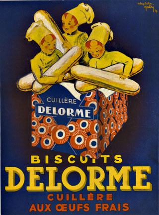 Delorme Biscuits, Hardy
