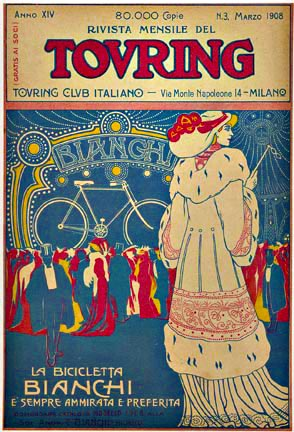 Touring La Bicicletta Bianchi, Anonymous Artists