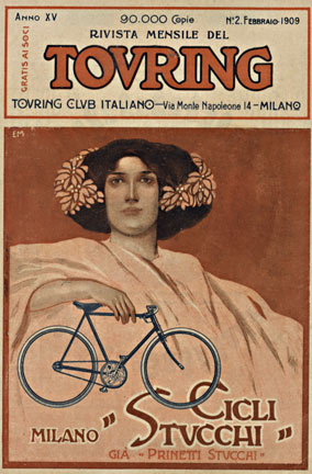 Cicli Stucchi (bicycle), Signed