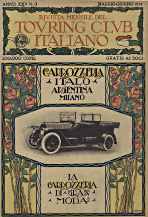 Carrozzeria Italo Argentina, Anonymous Artists