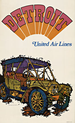 Detroit United Air Lines, Jebary