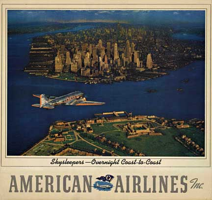 American Airlines Inc., Anonymous Artists