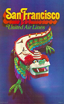 San Francisco United Air Lines, Anonymous Artists