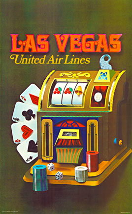Las Vegas  United Airlines (Gambling), Anonymous Artists