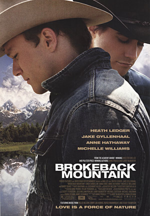 Anonymous Artists - Brokeback Mountain border=