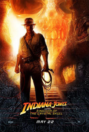 Indian Jones and The Kingdom of the Crystal Skull, Drew Struzan