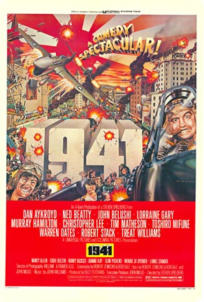 '1941'   (Steven Spielberg World War II), David McMacken