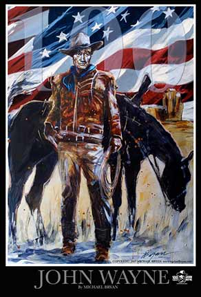John Wayne 100 Years, Michael Bryan