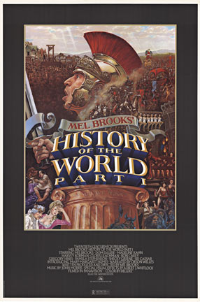 History of the World Part 1, John Alvin