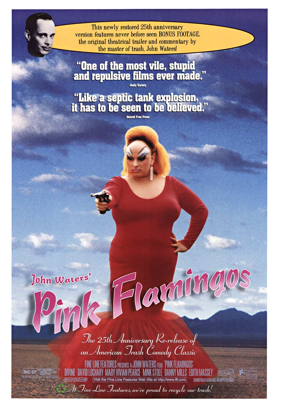 PINK FLAMINGOS, Anonymous Artists