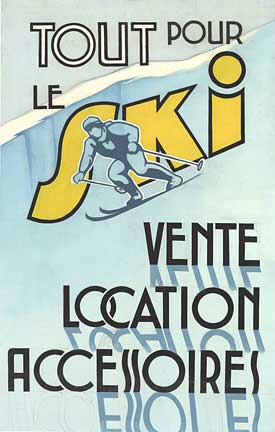 Tout Pour Le Ski, Anonymous Artists