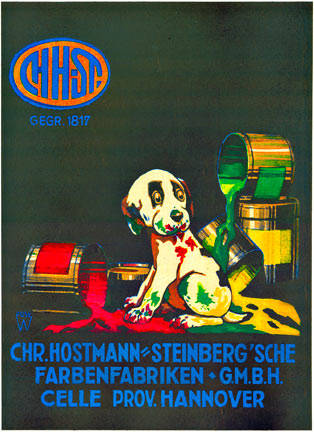 CHH. St. Chr. Hostman Steinberg' sche, Anonymous Artists