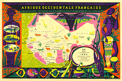 Afrique Occidentale, Alain Cornic