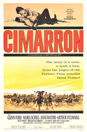 Cimarron, Anonymous Artists