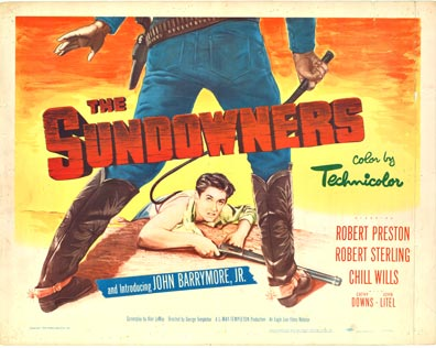 Anonymous Artists - The Sundowners border=