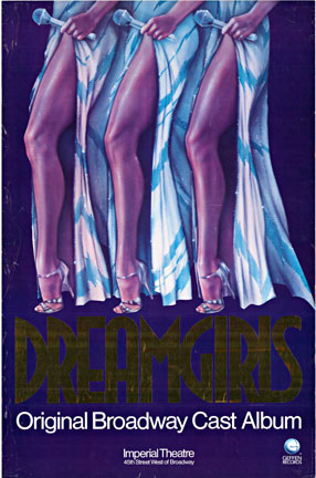 Dream Girls - Original Broadway Cast Album, Anonymous Artists