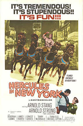 Anonymous Artists - Hercules in New York border=