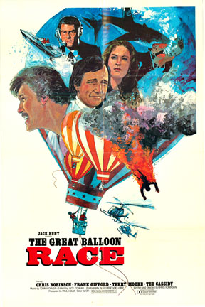 The Great Balloon Race, Anonymous Artists