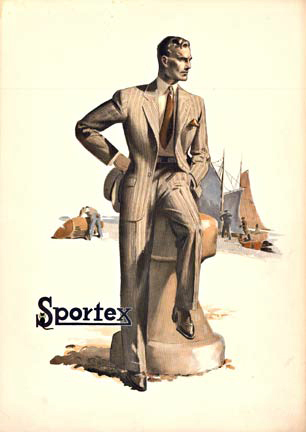 Sportex Sailing, Anonymous Artists