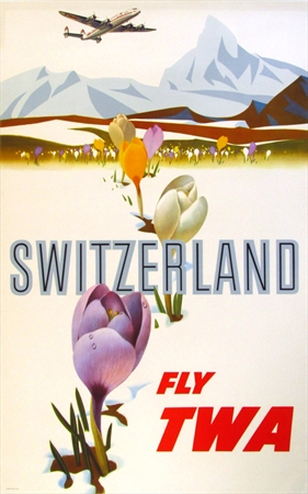 Fly TWA Switzerland, David Klein