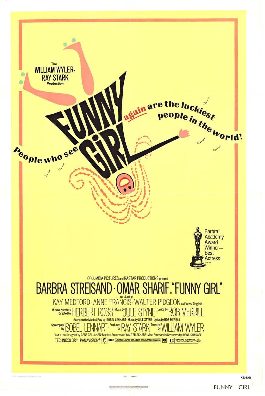 Funny Girl, Anonymous Artists