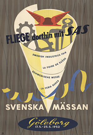 Svenska Massan - SAS Airlines, Anders Beck