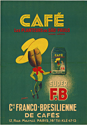 Cafe San Paulo, G. Bessis