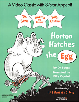 Horton Hatches the Egg, Anonymous Artists