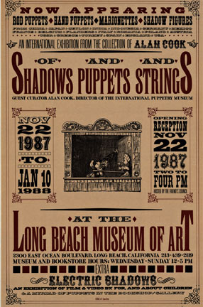 Shadow Puppet Strings, Susan Silton