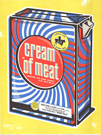 Cream of Meat, Charles Anderson