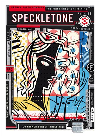SPEKLETONE Picasso, Charles Anderson
