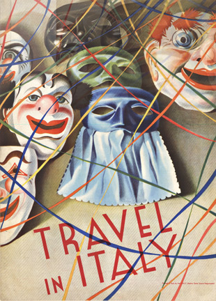 TRAVEL in ITALY (Carnival), Anonymous Artists
