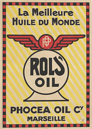 Rols Oil, Anonymous Artists