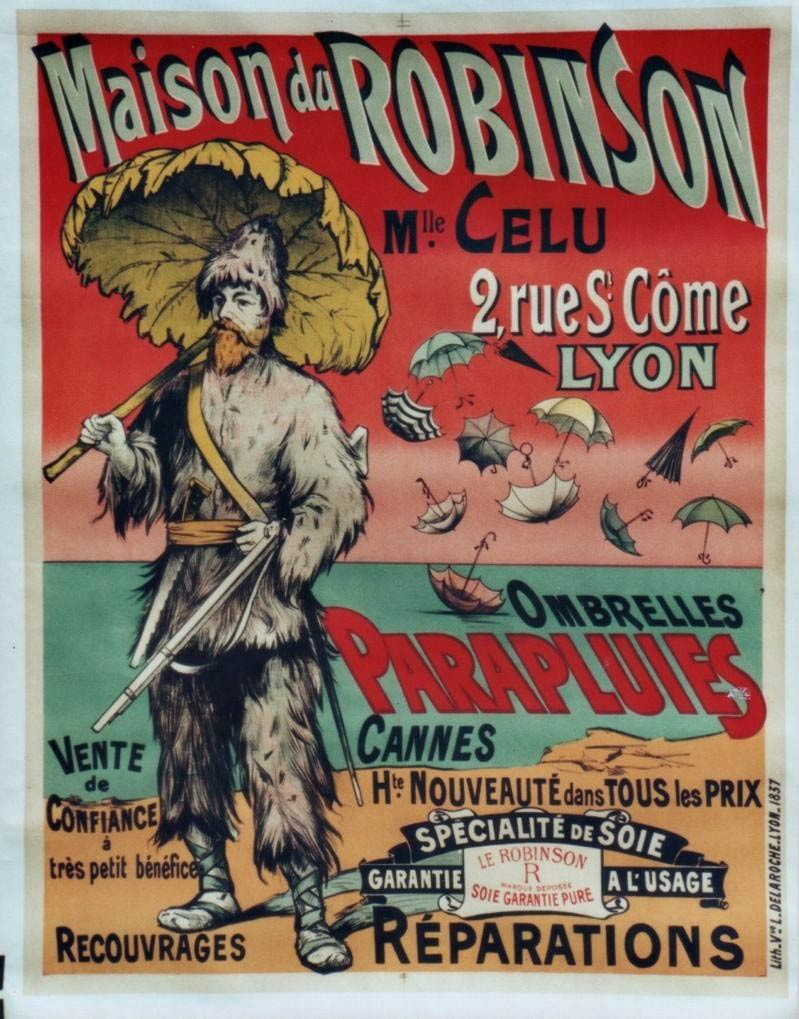 Anonymous Artists - Maison du Robinson border=