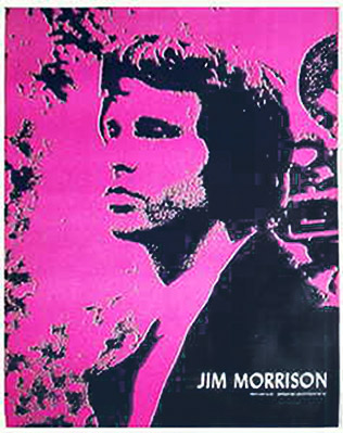 Larry White - Jim Morrison border=