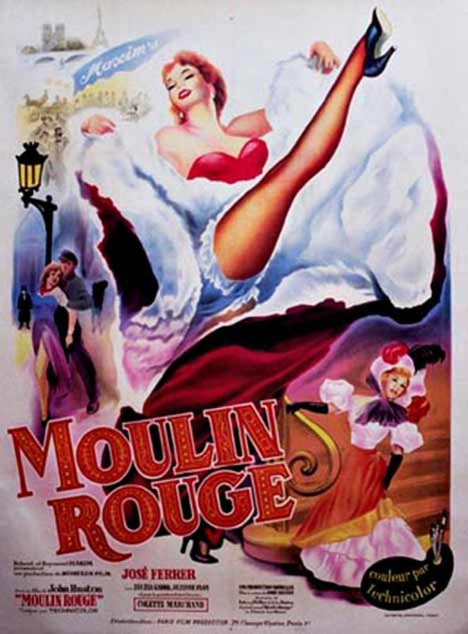 Anonymous Artists - MOULIN ROUGE border=