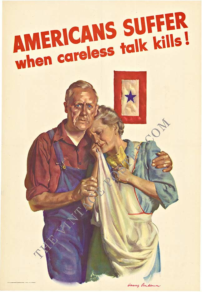 Harry Anderson - AMERICANS SUFFER WHEN CARLESS TALK KILLS! border=