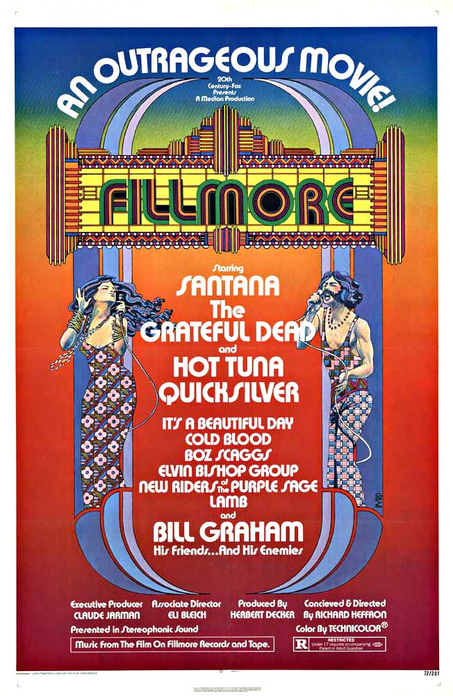 David Edward Byrd - FILLMORE - An Outrageous Movie! border=
