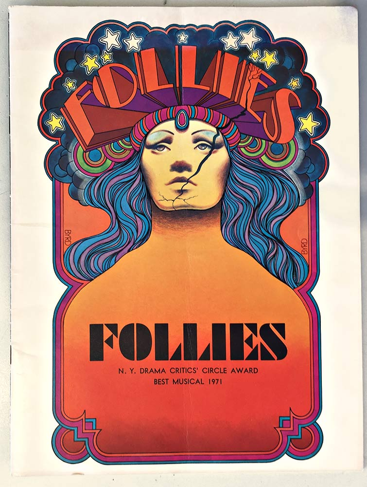 David Edward Byrd - FOLLIES FOLLIES border=