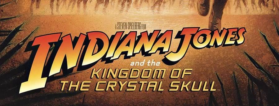 INDIANA JONES / CRYSTAL SKULL | Drew Struzan | The Vintage