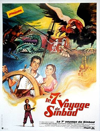 The Seventh Voyage of Sinbad, Anonymous Artists