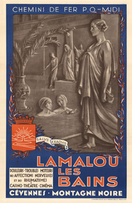 Lamalou Les Bains, Anonymous Artists