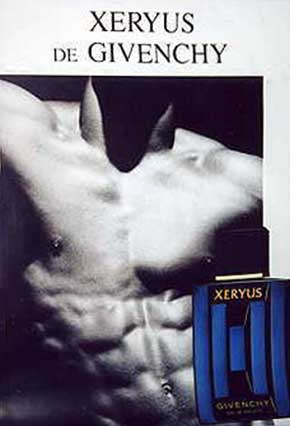 Xeryus de Givenchy (male torso), Anonymous Artists