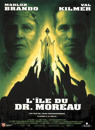 Island of Dr. Moreau, Anonymous Artists