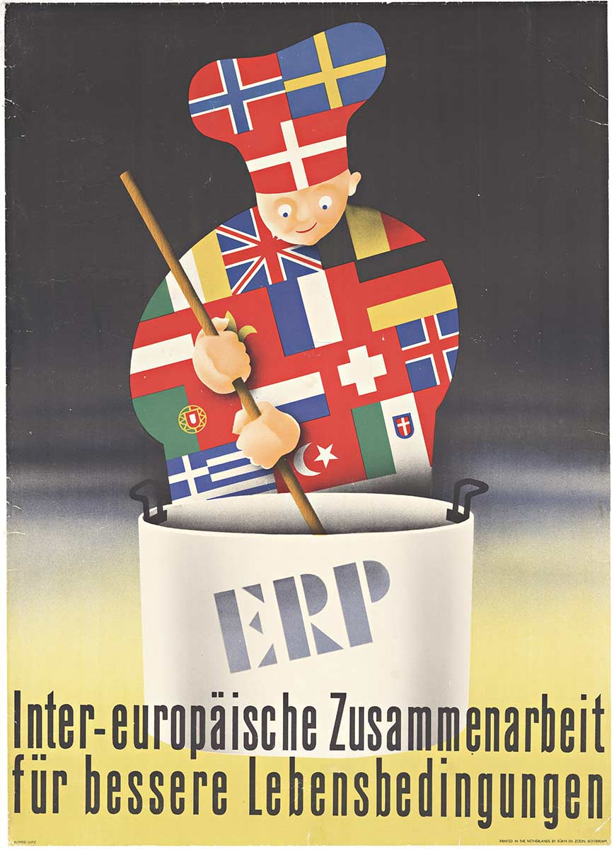Anonymous Artists - ERP European Reunification Program border=