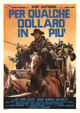 For a Few Dollars More (Italy), Boris Grinsson
