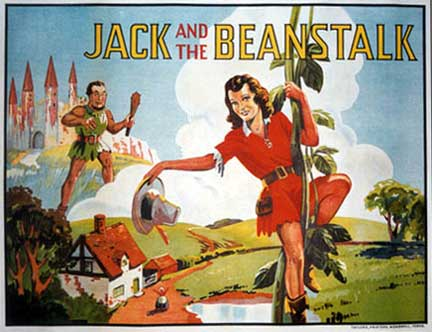 Jack & the Beanstalk, Anonymous Artists