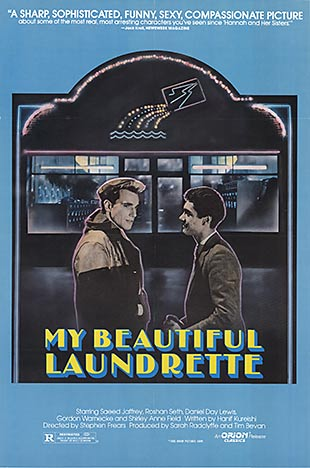 My Beautiful Laundrette, Anonymous Artists