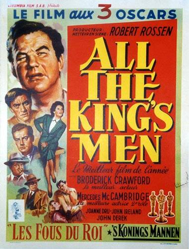 All the King's Men, Anonymous Artists